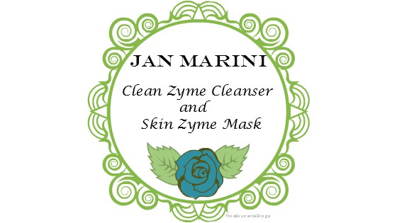 jan marini clean and skin zyme